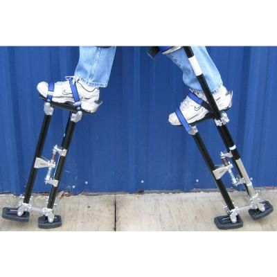 Tru-Stride 24-40 in. Adjustable Drywall Stilts-TS-2440 - The Home Depot