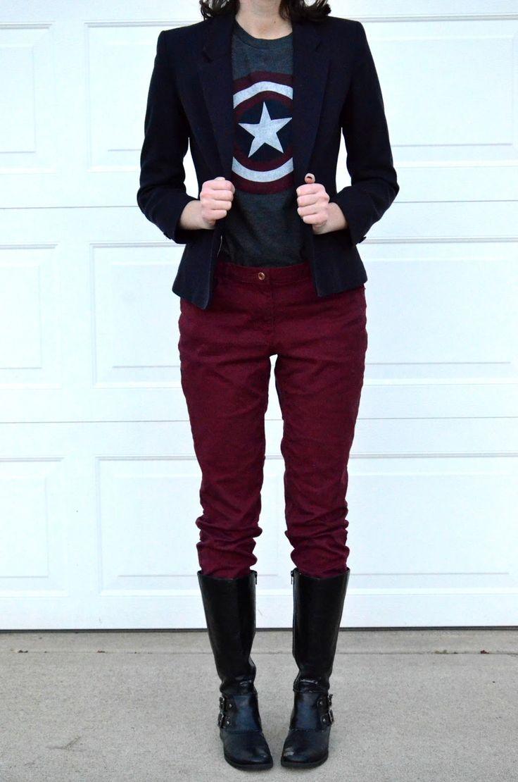 Pfffew... c'est juste la tenue parfaite pour aller au boulot avec sa secrète identité de geek :)
