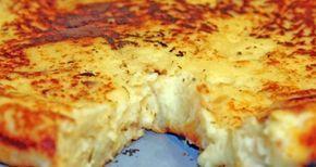 Υλικά  2½ κιλά πατάτες  100 ml ελαιόλαδο+λίγο επιπλέον για το ταψί  1 κρεμμύδι μεγάλο, κομμένο σε ψιλά καρέ  4 αυγά, ...
