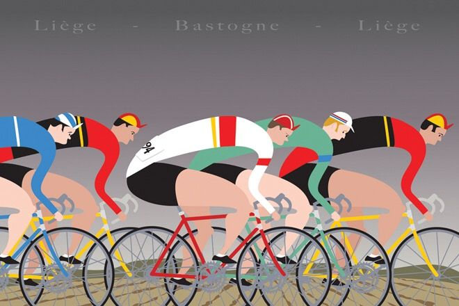 ... | Bike illustration on Pinterest | Bicycle Art, Bicycles and Cycling