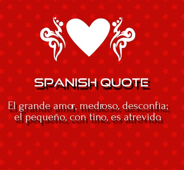 Quotes About Love: 17 Best Ideas About Spanish Love Poems On Pinterest