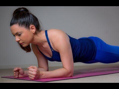 Rotina de Exercicios Para Fazer em Casa - Iniciantes - YouTube