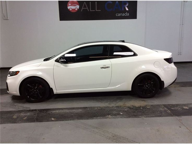 """""""Car - 2010 Kia FORTE KOUP SX 