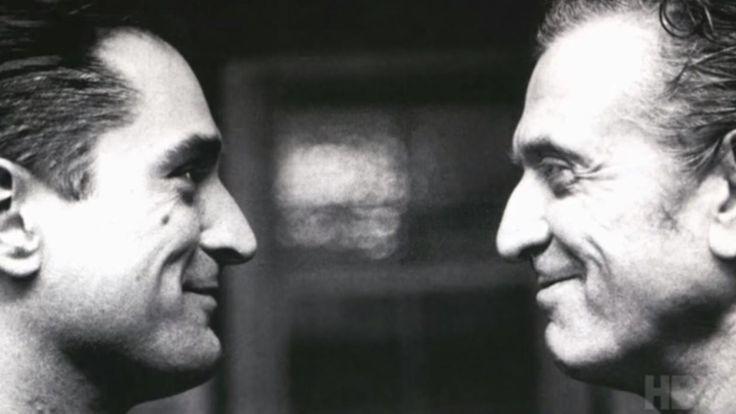 Robert De Niro discusses his gay father's artistic legacy