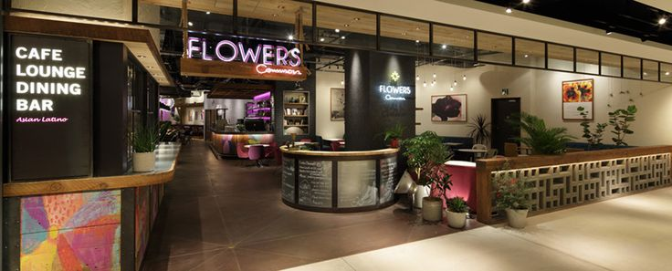 FLOWERS Common|Brands|CAFE COMPANY