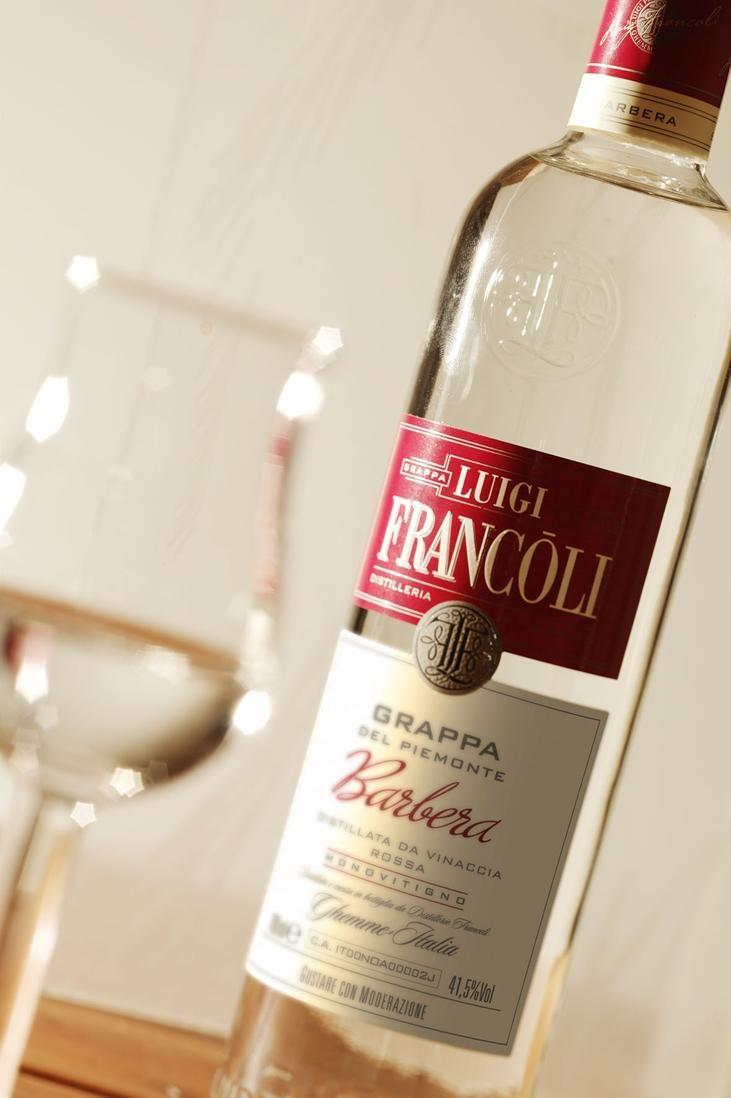 Grappa Luigi Francoli Barbera del Piemonte #grappa #grappafrancoli