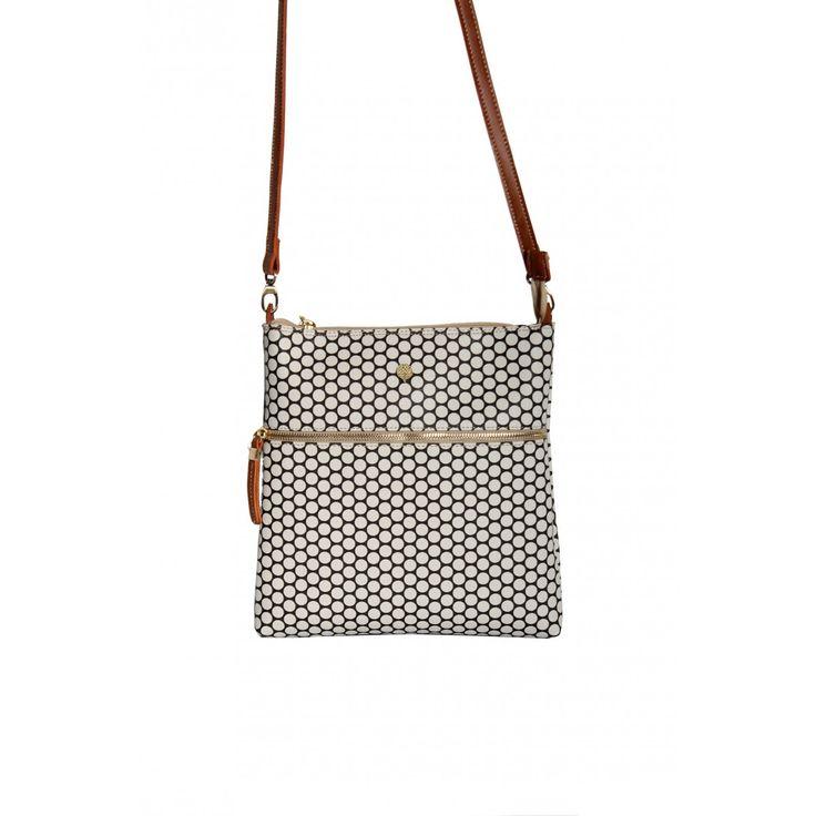 Γυναικεία Τσάντα (Women's Handbag ) THIROS D21-0226-PBeige