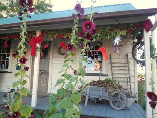 NEW ZEALAND Auckland-Howick Historical Village (Christmas market)