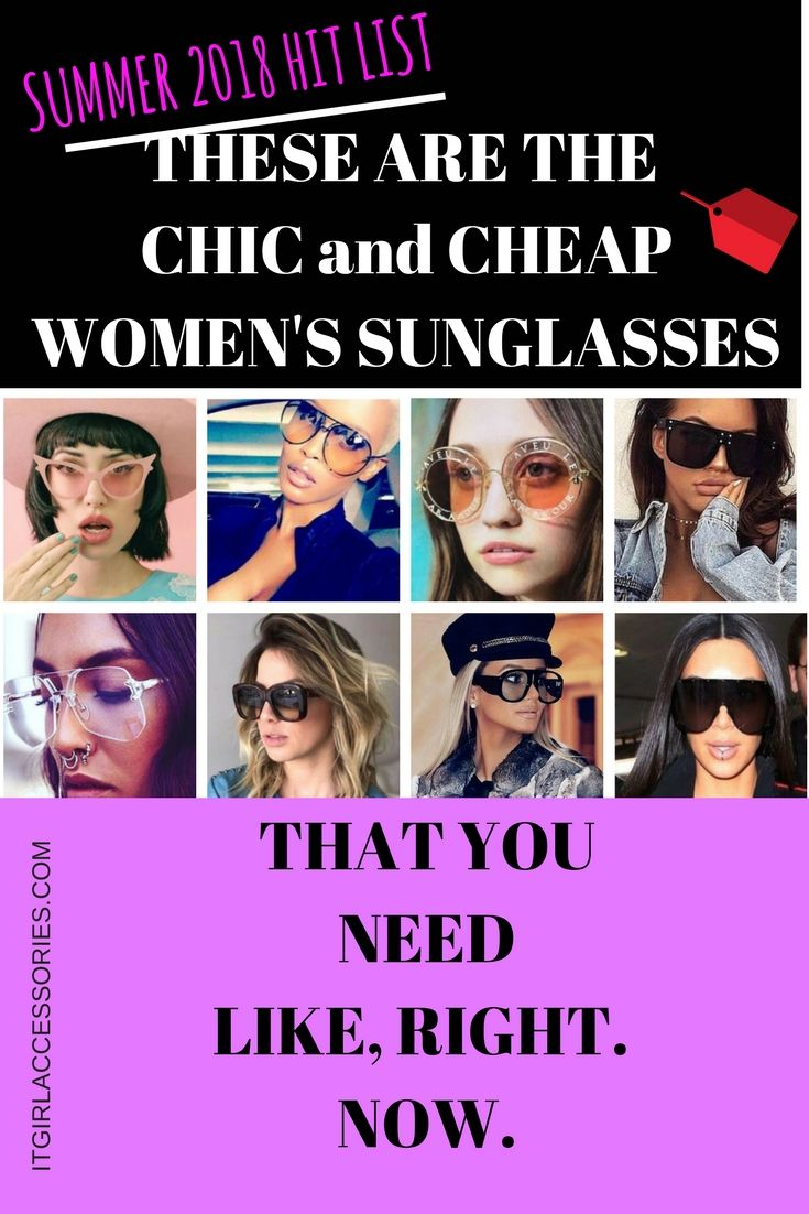 75b2ae35dabe5 Sun Glasses for Women. Shop the Latest Eyeglass Trends and Be Stylish on a  Budget. Best Women s Sunglasses 2018 Online for Fashion Seekers Everywhere.