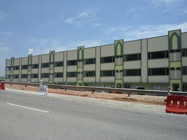 Kedai Pejabat Di Bandar Baru Pasir Putih Unit Komersial Bandar Baru Pasir Putih Di Buka Utk Tempahan Lokasi Band Building Dream House Multi Story Building