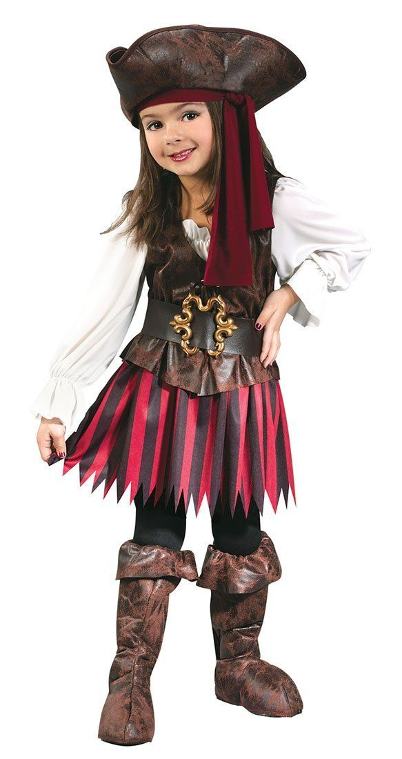 Amazon: Girl's High Seas Buccaneer Toddler Costume Only $26.05 Shipped (Reg. $50.00)