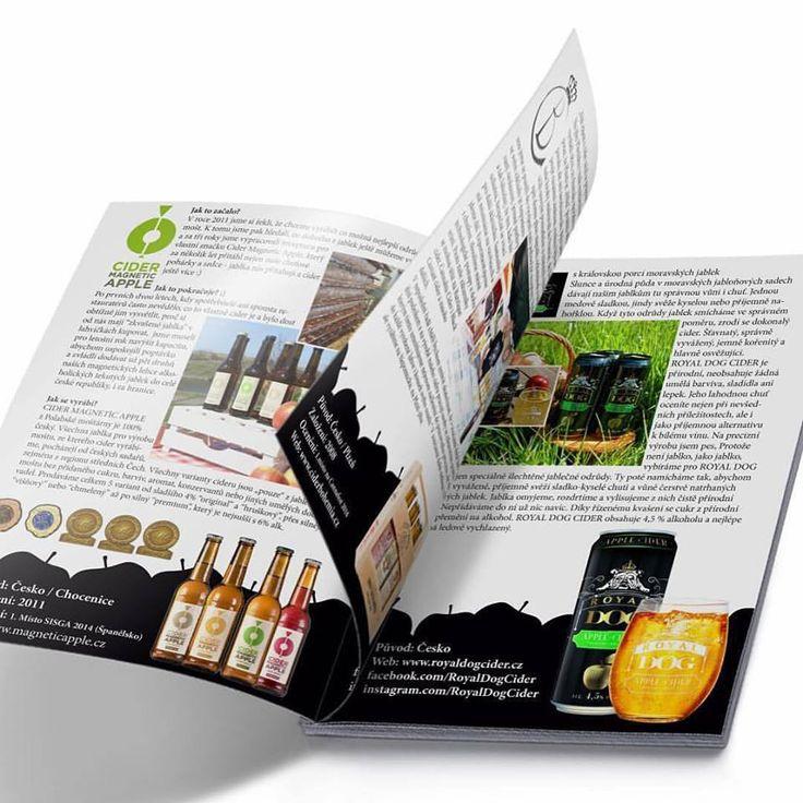 32 stránkový časopis Příběhy Cidru pro Slavnost CIderu 2017 tistěná verze v prodeji za 25,-Kč digitální verze se připravuje