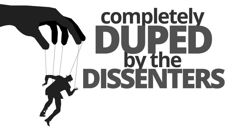 The Vortex—Completely Duped by the Dissenters