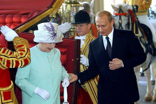 Королевская жизнь в Букингемском дворце. Королева и Путин