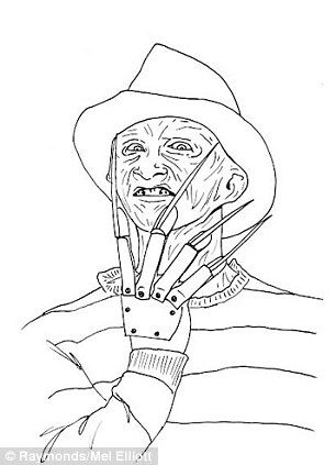 Fury as Tesco sells horror-themed colouring books 'for ...