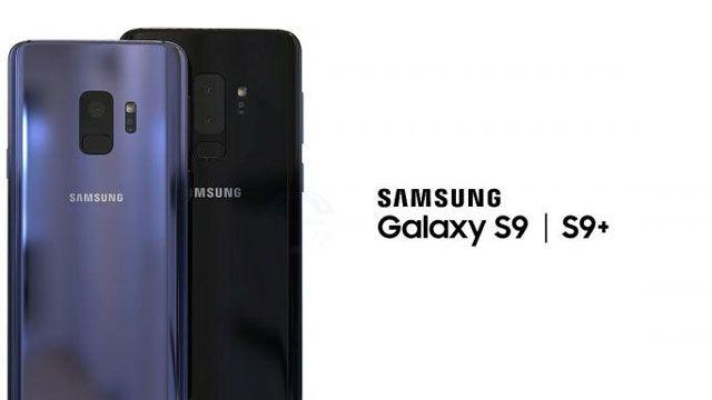 صورة واقعية تظهر الإختلاف بين هاتفي سامسونج جالاكسي أس 9 و أس 9 بلس Samsung Galaxy Galaxy Samsung Galaxy S9
