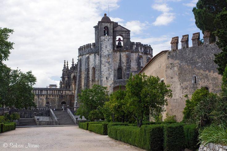 PT_160617 Portugali_0106 Tomarin Kristuksen luostari Santarémin piirissä Centrossa