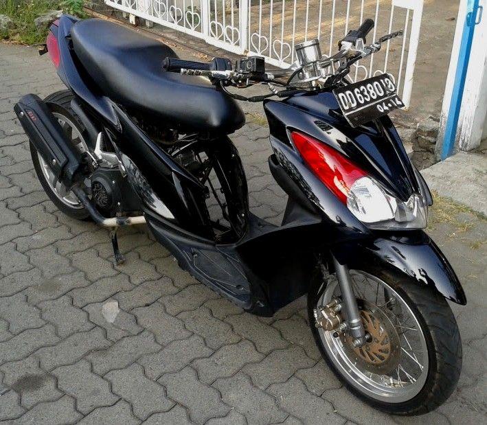 Suzuki Skydrive Custom