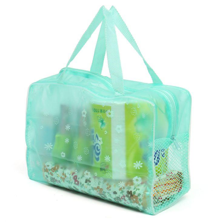Imperméable Femmes Sacs À Cosmétiques PVC Transparent Multi Fonction Dame Maquillage Sac de Toilette Kits Voyage Cas De Stockage Organisateur Bolsas dans   de   sur AliExpress.com | Alibaba Group