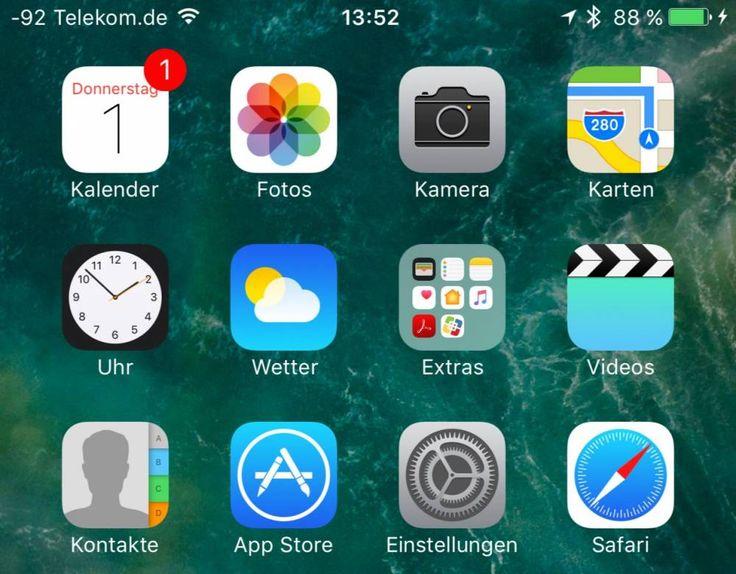 Geheime iPhone Tricks