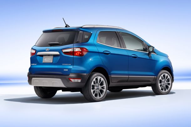Ford Ecosport Hits Dealers With Big Lease Incentives In Tow With