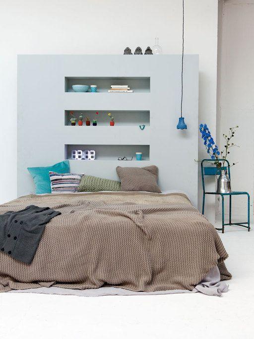 Nisjes in de slaapkamer