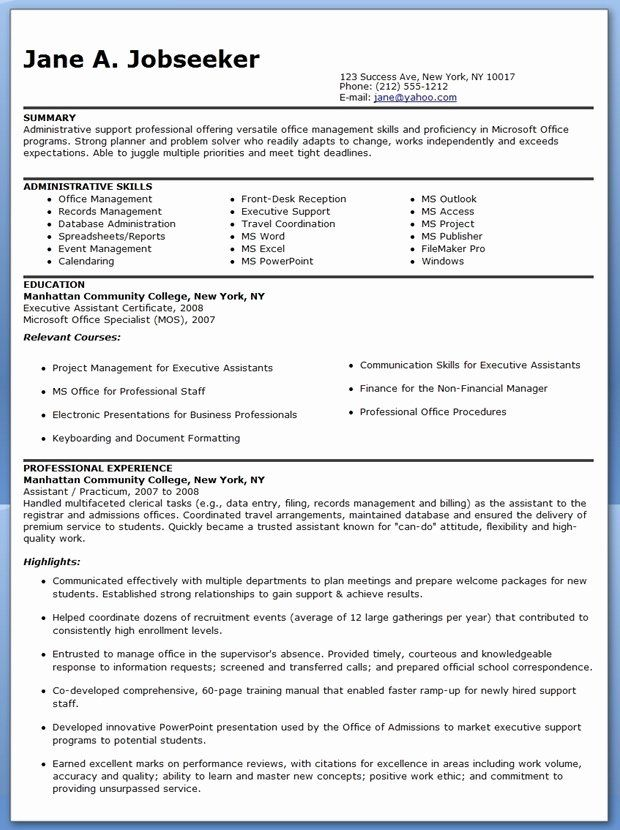 reentering the workforce resume examples beautiful sample
