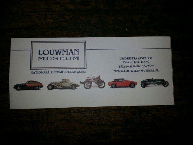 Louwman Museum Den Haag grootste auto prive museum
