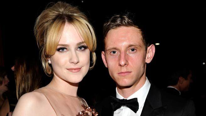 Evan Rachel Wood, Jamie Bell welcome first child