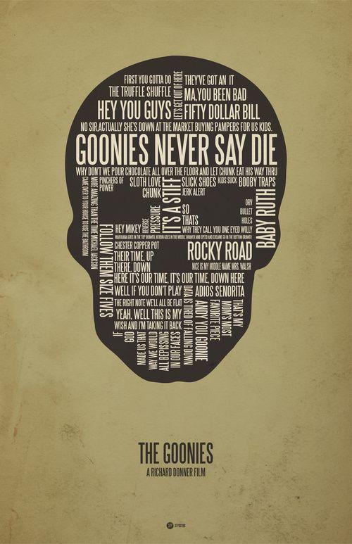 posters de películas con sus mejores frases