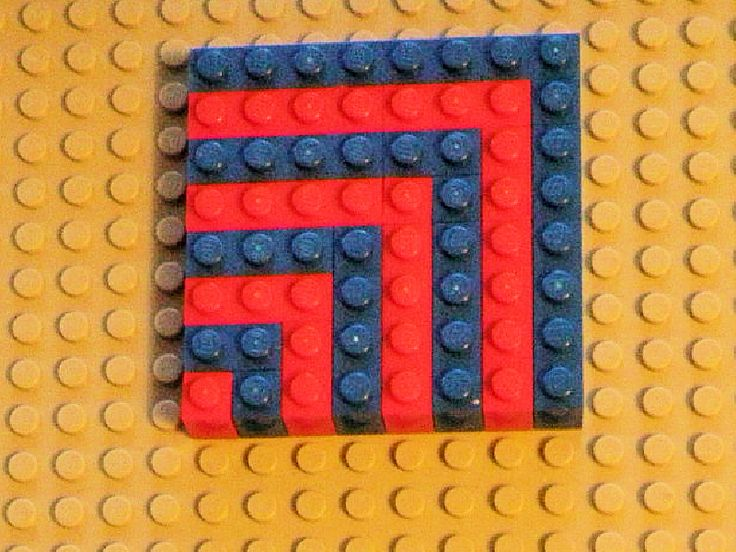 Math with Legos