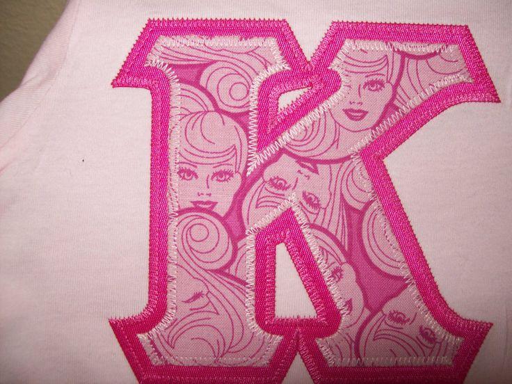 barbie greek letters