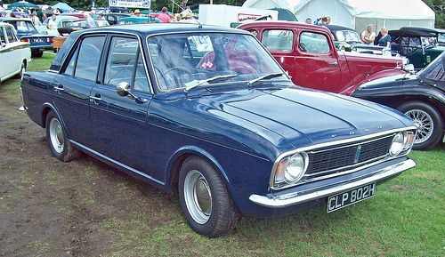 113 Ford Cortina Mk.2 (1970)
