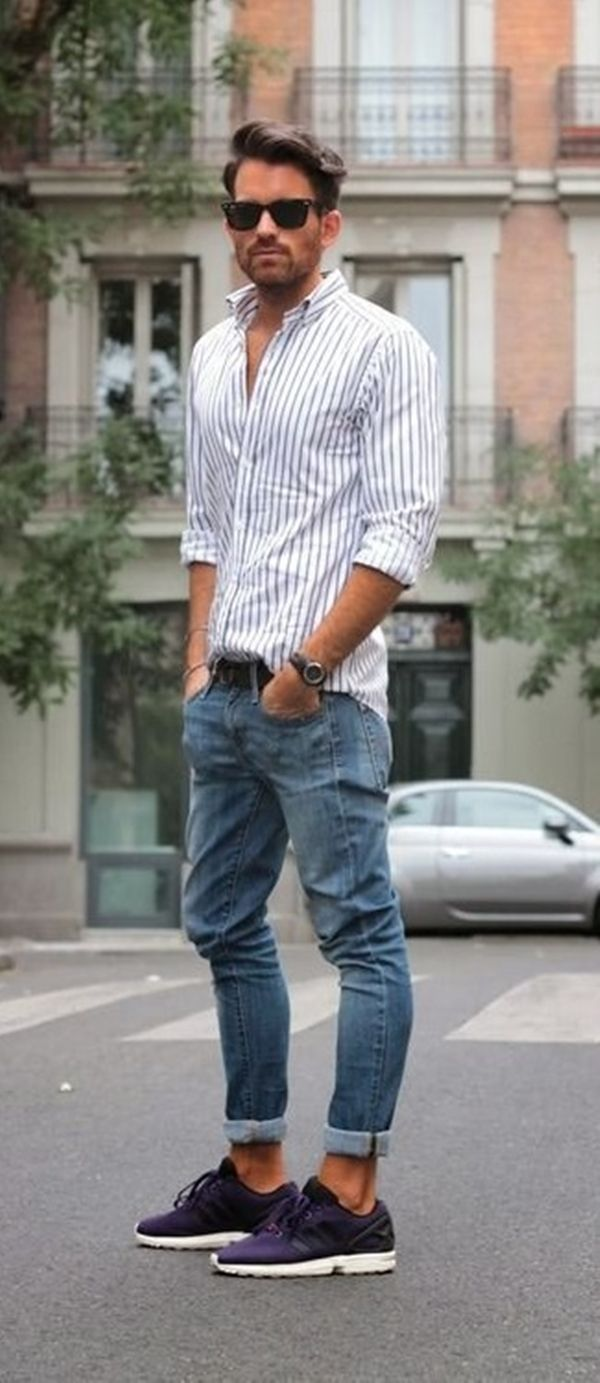 1fd65acbc92 40 Summer Fashion Looks for Short Men