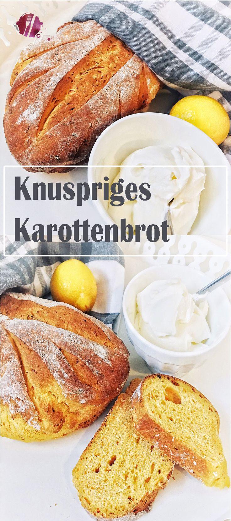 Herrlich luftig und richtig knusprig. Unser Rezept zum Karottenbrot ist sehr einfach und gelingsicher. Also los, ab in die Backstube und euer eigenes Brot backen!