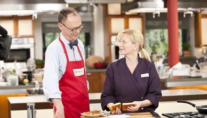 """""""Cook's Country: America's Test Kitchen"""" - one of my favorite programs on Create TV (PBS)."""