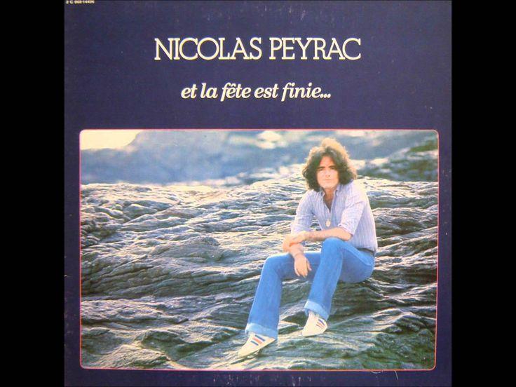 Nicolas Peyrac - Les vocalises de Brel