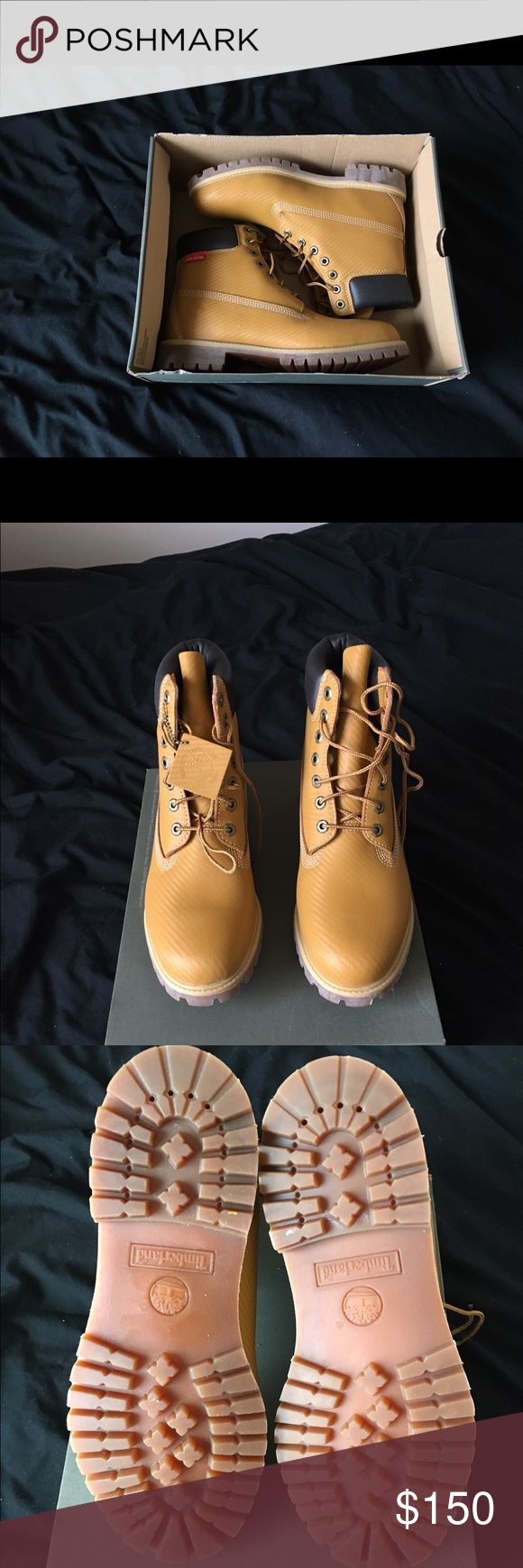 Timberland Helcor Waterproof Leather Boots For sale is a pair of Timberland boots. Men's size 10, 10.5, & 11. Timberland Helcor waterproof leather boots. In classic tan! Great for winter. Please feel free to message me with any questions. Reasonable offers considered Timberland Shoes Boots