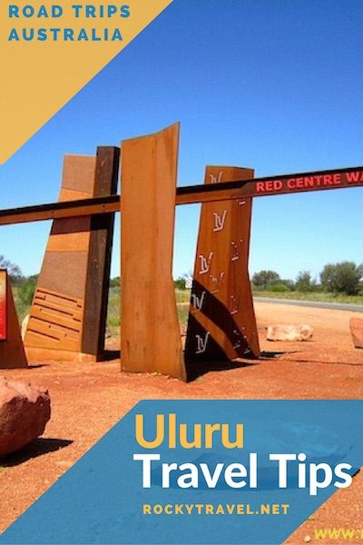 The ultimate travel guide to visiting Uluru on a road trip.