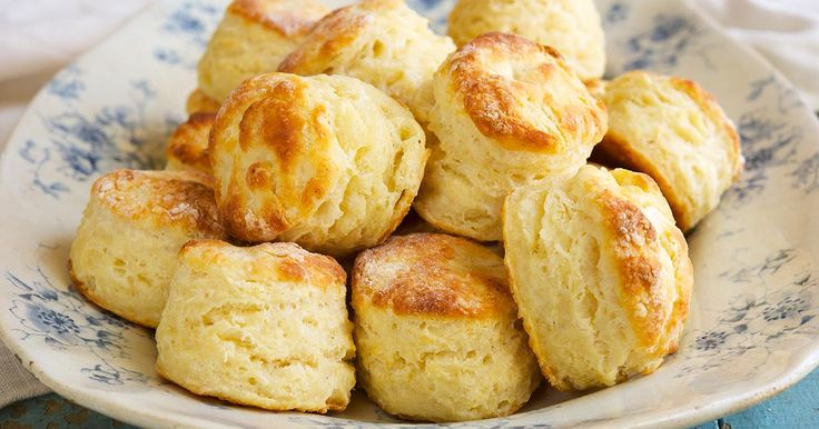 Tender, high-rising, classic biscuits.