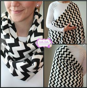 Cutiful: DIY Nursing scarf / Pañuelo de lactancia tutorial ingles