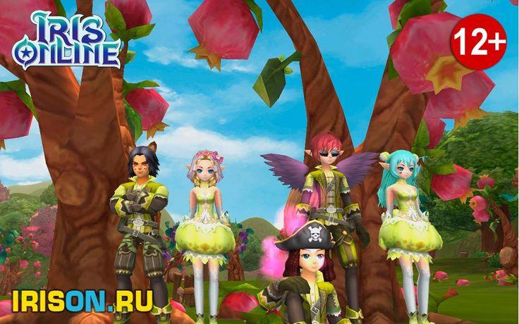 http://irison.ru/  Iris Online - это чудесный аниме мир, населенный прекрасными персонажами, которых можно разделить три главные расы: ☀эльфы; ☀фералы; ☀люди. Каждая раса прекрасна по своему, приходи на http://irison.ru/ и создай своего уникального персонажа!