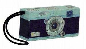 Szpiegowski aparat fotograficzny