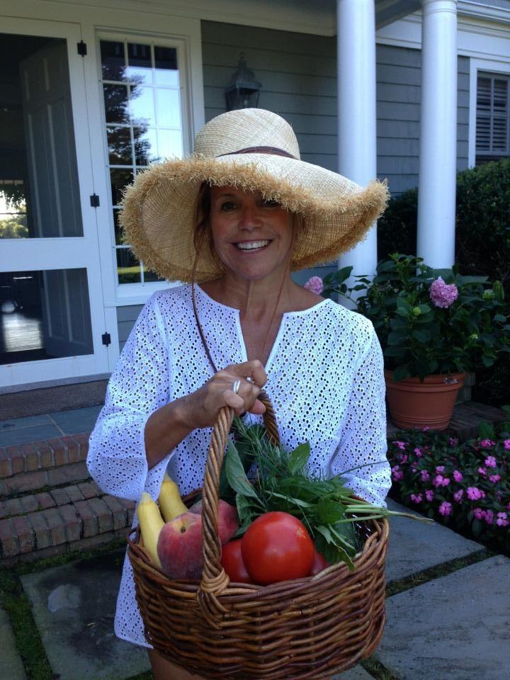 Katie Couric on Vegetable Gardening | Katie couric ...