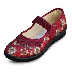 US Size 5-10 Women Comfortable Flat Shoes Soft Slip On Casual Outdoor Loafers