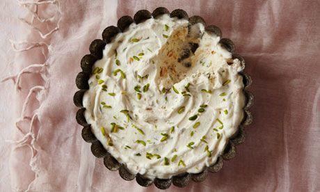 10 best frozen desserts - pistachio nougat, lemon curd yoghurt, etc.