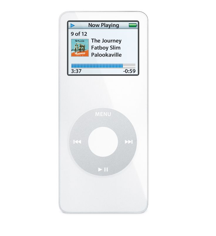 Apple iPod Nano (4 Gb / 1st Generation) from 2005
