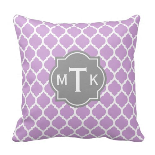 The 107 best images about Girly Throw Pillows on Pinterest Feminine, Damasks and Monogram pillows