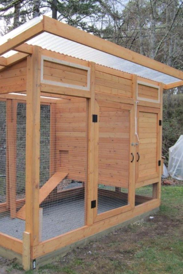 50 Awesome Diy Chicken Coop Kits You Can Assemble For The Farm