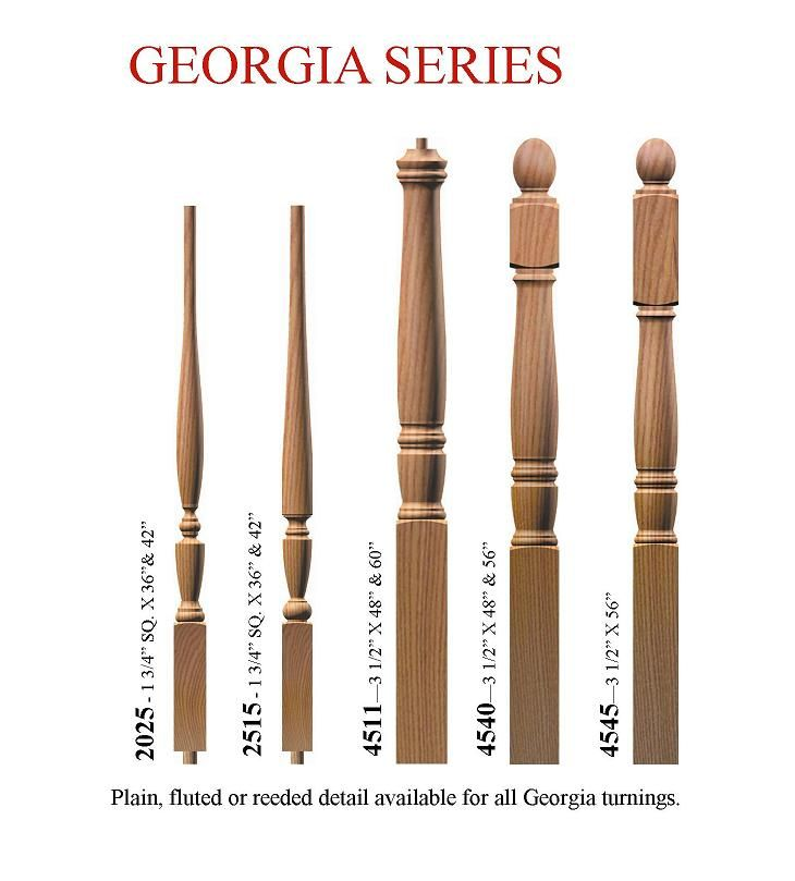 Stair Styles: 1000+ Images About Wood/Iron Stair Baluster Styles. New